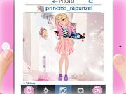 Igrica za decu Rapunzel's Instagram