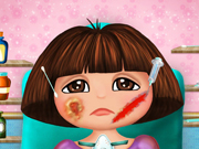 Online game Real Surgery Dora