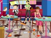 لعبة المطعم