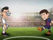 Ronaldo és Messzi egymás ellen