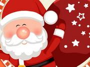 Play Santa Christmas Gift Rush Game
