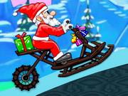santa snow ride game 2 play online