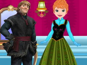 Online igrica Shopaholic Frozen Anna Dressup