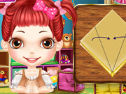 Online igrica Smart Girl Fold Paper Cranes
