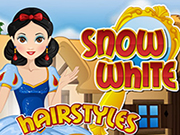 Snow White Hairstyles