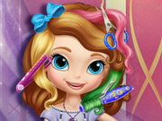 Online game Sofia Real Haircuts