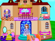 Sofia The First Castle Dollhouse Game 2 Play Online