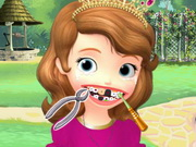 Sofia The First Dentist