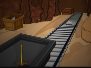 Online game South Deep Gold Mine Escape