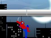 Online game Spiderman City Raid