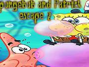 Online game Spongebob And Patrick Escape 2