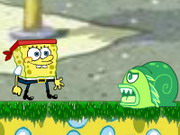 Online game Spongebob Crazy Adventure 2