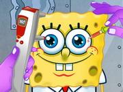 Online game Spongebob Eye Doctor