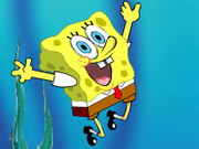Spongebob Fly