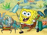 Online game Spongebob Formula Hunt