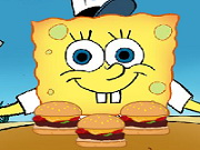 Online game Spongebob Master Chef
