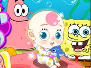 Online game SpongeBob N Patrick Babysit