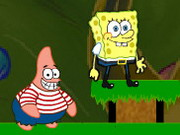 Online game Spongebob New Action 3