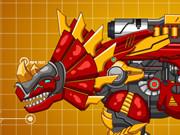 Steel Dino Toy: Mechanic Triceratops