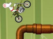 Föld alatti patkány motoros