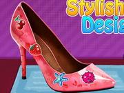 Igrica za decu Stylish Shoe Designer