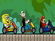 Super Heroes Race 2