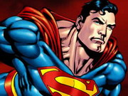 Online game Superman Puzzle