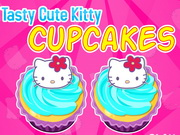 Online game Tasty Cute Kitty Cupcakes