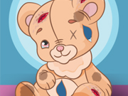 Online igrica Teddy surgery free for kids