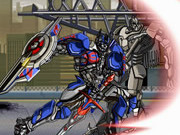 Online game The Return Of Optimus