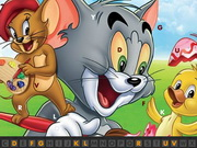 Tom And Jerry Hidden Letters