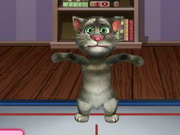 Online game Tom Cat Trampoline