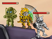 Online game Transformers War