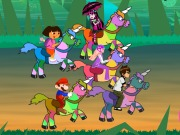 Online game Unicorns Star Race