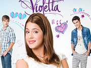Online game Violetta Find The Differences