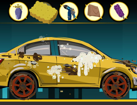 Wash Your Car Game 2 Play Online