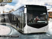 Online igrica Winter Bus Driver