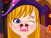 Witch Nose Doctor Game 2 Play Online