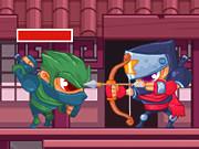 Online game Zippy Ninja