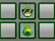 Online igrica Alien Memory Game