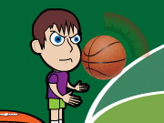 Online game Bobblehead Basketball