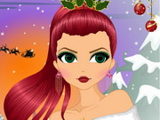 Online game Christmas Hair And Makeup