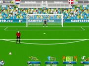 Online game Euro 2012 Free Kick