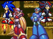 Online game Final Fantasy Sonic X3