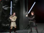 Jedi Vs Jedi Blades Of Light