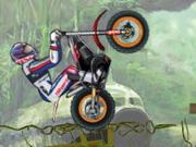 Dzsungel motoros