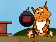 Online game Kitty Bomber
