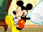 Online game Mickey And Friends In Pil