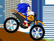 Online game Sonic Bike