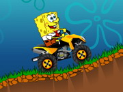 Online game Spongebob Atv